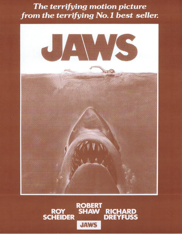 Jaws / Movie Poster