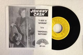 Johnny Cash / I Got A Woman