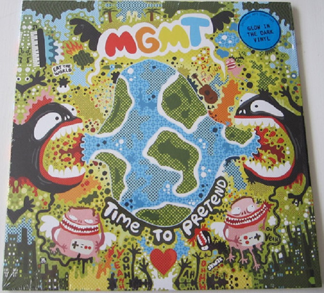 MGMT / Time To Pretend RSD LP