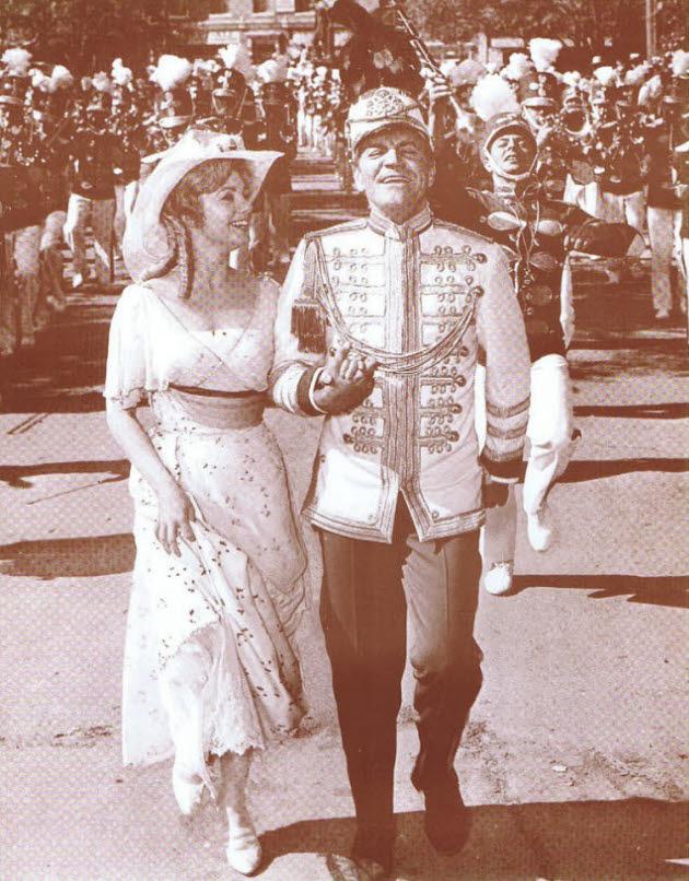 Music Man / Robert Preston & ShirleyJones
