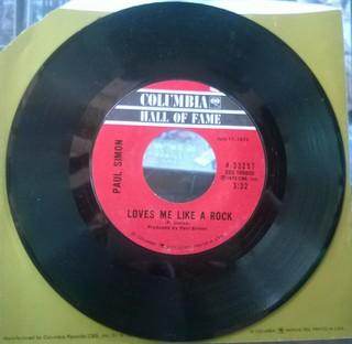 Paul Simon / Loves Me Like A Rock
