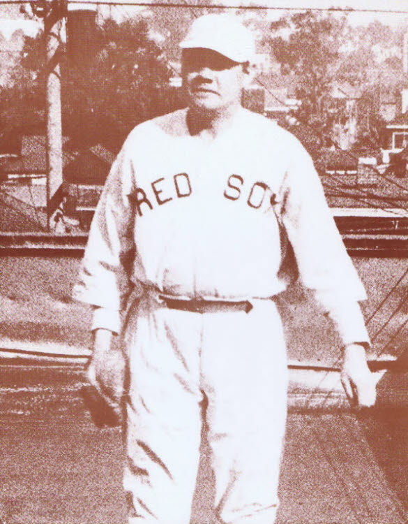 Babe Ruth / Red Sox 2