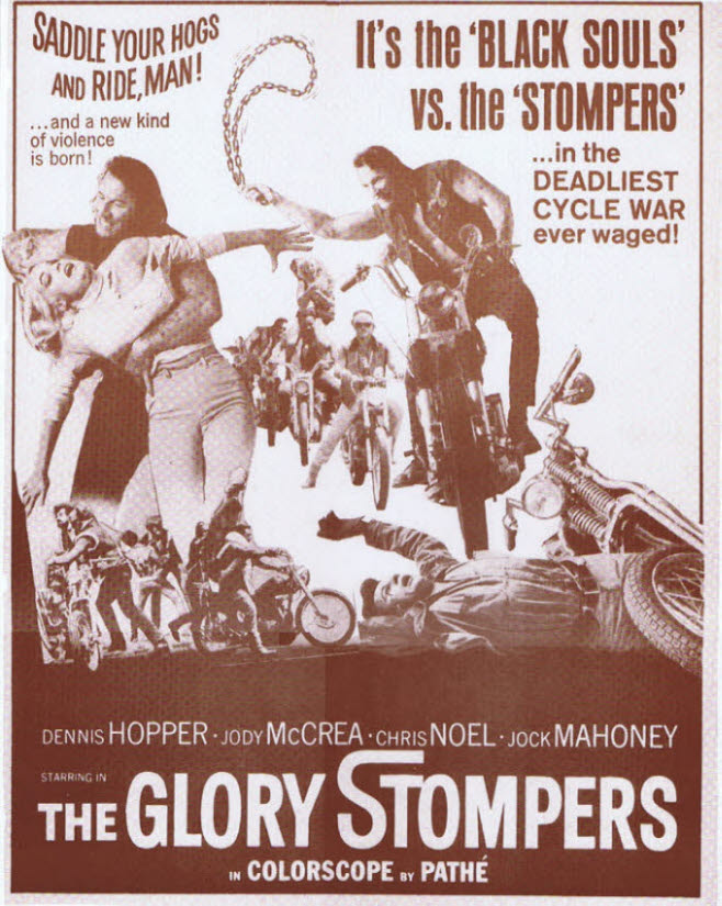 The Glory Stompers / Movie Poster